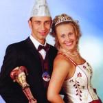 Christian II. & Stephanie II.