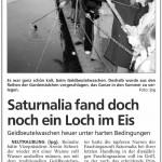 MZ-2006-03-03-Saturnalia fand doch noch ein Loch im Eis