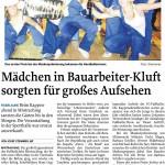 MZ-2012-02-03-Mädchen in Bauarbeiter-Kluft sorgten für großes Aufsehen
