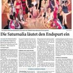 MZ-2013-02-01-Die Saturnalia läutet den Endspurt ein