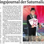 MZ-2014-01-18-Das Faschingsjournal der Saturnalia ist da