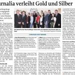 MZ-2014-08-05-Saturnalia verleiht Gold und Silber