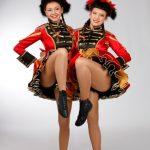Anastasia und Verena