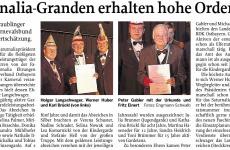 MZ-2012-11-28-Saturnalia-Granden erhalten hohe Orden