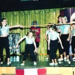 Orientalischer Tanz der Kindergarde