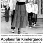 MZ-2006-01-10-Applaus für Kindergarde