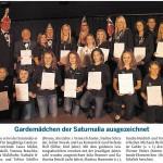 MZ-2012-11-30-Gardemädchen der Saturnalia ausgezeichnet