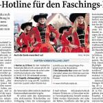 MZ-2013-01-08-Ticket-Hotline für den Faschingsball