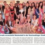 MZ-2015-01-28-Saturnalia veranstaltet Maskenball in der Neutraublinger Stadthalle