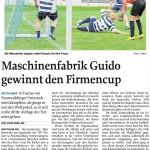 MZ-2015-07-01-Maschinenfabrik Guido gewinnt den Firmencup